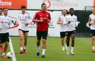 Beşiktaş, Fenerbahçe mesaisine başladı