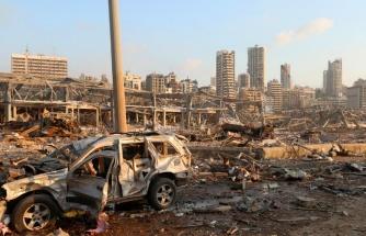 Beyrut'ta Şiddetli Patlama: 'Can Kaybı 50'ye Yükseldi'