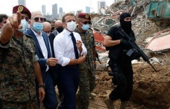 Beyrut'taki Patlamasının Ardından İmza Kampanyası Başlatıldı: 'Lübnan Yeniden Fransız Mandası Altına Girsin'