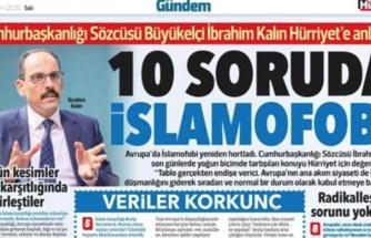 Bildirici, İbrahim Kalın'ın Hürriyet'teki Açıklamalarını Eleştirdi: 'Gazetecilik Değil, Halkla İlişkiler Metni'