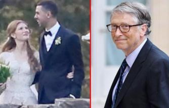 Bill Gates'e Müslüman damat! Önce imam nikahı sonra da resmi nikah kıydılar