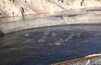 Bingöl balık üretimine geçti, ilk hasat 110 ton oldu