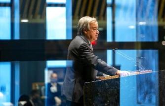 BM Genel Sekreteri Guterres: İnsanlık doğayla savaşıyor, bu intihardır