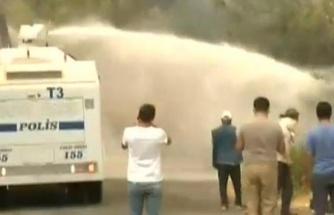 Bodrum'da Orman Yangını Mazıköy'e Kadar Ulaştım