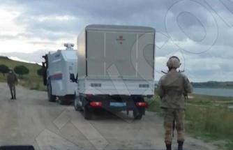 Bölgeye Jandarma Sevk Edildi: İBB Kanal İstanbul'un Şantiyesini Durdurdu