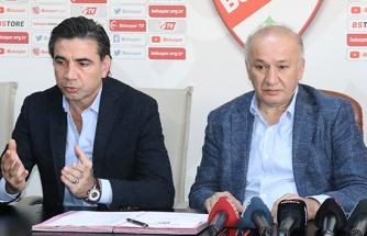 Boluspor, Osman Özköylü ile 2 yıllık sözleşme imzaladı