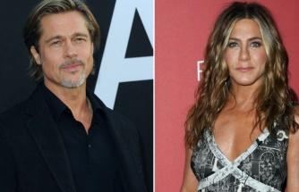 Brad Pitt ve Jennifer Aniston'dan evlilik iddialarına yanıt