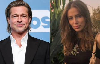 Brad Pitt ve Nicole Poturalski evlilik yolunda mı?