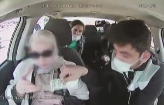 Bu Kadarı da Olmaz! Taksici 'Bu Paralar Eski' Bahanesiyle Oyaladı, 4 Bin Doları Çaldı