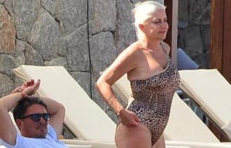 Bülent Çavuşoğlu, Ajda Pekkan'ın eski menajeriyle tatilde