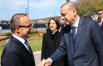 Bülent Turan'dan Macron Yorumu: 'Türkçe Tweet Attıran Adamın Adı Recep Tayyip Erdoğan'
