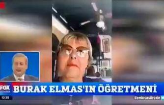 Burak Elmas'ın 14 Yaşında Galatasaray Başkanlığı Hayalini Kurduğunu Anlatan Ortaokul Öğretmeni