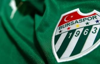 Bursaspor'dan kaza geçiren taraftarlarına geçmiş olsun mesajı
