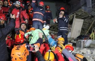 Canlı Blog | 6.8'lik Elazığ Depreminde Son Durum