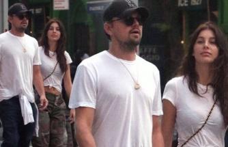 Caprio'nun sevgilisinin 'yaş farkı' isyanı!