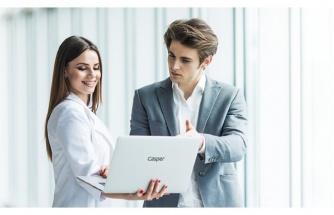Casper ile iş için teknoloji