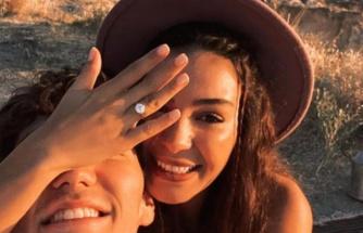 Cedi Osman ve Ebru Şahin'in evlilik telaşı