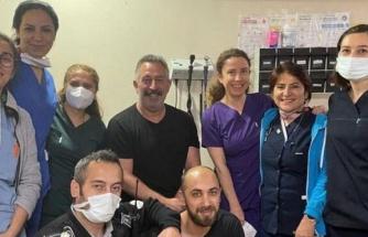 Cem Yılmaz corona virüsü aşısı oldu