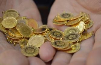 Çeyrek altın 800 lira oldu