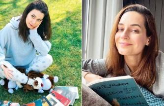Çiğdem Batur ile Sedef Avcı bol bol kitap okuyor