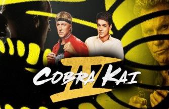 Cobra Kai 4. sezon geliyor!