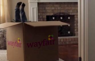 Çocuk ticareti yaptığı iddia edilen Wayfair'in yasaklanan reklamı ortaya çıktı