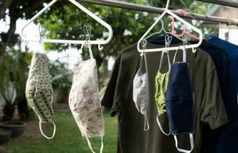 Corona virüsü kıyafet seçiyor: Polyesterde 72 saat, pamuklu kumaşta 24 saat canlı kalıyor