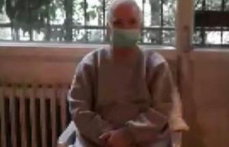 Corona virüsü tedavisi biten Prof. Dr. Sarı'dan hastalara umut verici paylaşım