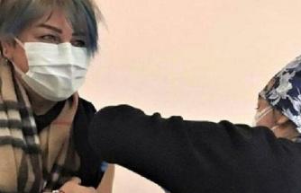 Corono virüs geçirip, antikor geliştirmeyen doktora aşı