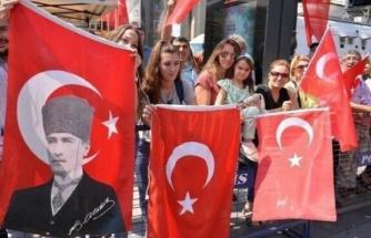 Cumhuriyet Bayramı İstanbul'da coşkuyla kutlanacak