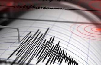 Datça Açıklarında Peş Peşe Depremler