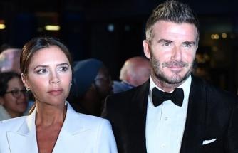 David Beckham ve Victoria Beckham çiftinden Corona tüneli