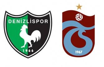 Denizli Trabzonspor Canlı İzle  Denizlispor Trabzonspor Canlı Skor Maç Kaç Kaç
