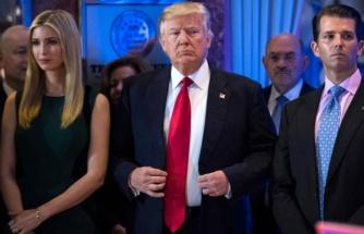Donald Trump'ın kızı Ivanka Trump, gereksiz harcamaları nedeniyle sorgulandı