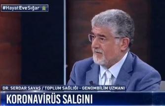 Dr. Serdar Savaş: 'Bu İş Ricayla Olmaz, Türkiye Sokağa Çıkma Yasağı İlan Etmek Mecburiyetindedir'