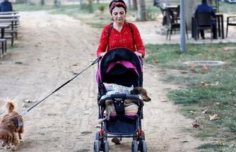 Dünya Sizinle Güzel: Felçli Köpeği 'Bıdık'ı Bebek Arabasıyla Gezdiren Banu Baltacı ile Tanışın