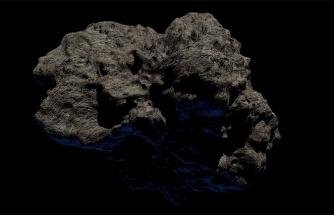 Dünya'ya asteroid çarptı