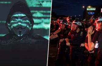 Dünyaca Meşhur Hacker Grubu Anonymous, Minneapolis Polis Teşkilatına 'Savaş' İlan Etti