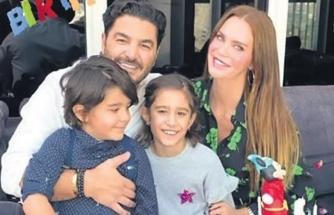 Ebru Şallı'dan Uğur Akkuş'un oğlu Emir'e özel parti