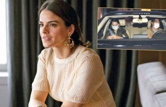 Edvina Sponza ve İbrahim Kutluay bir an olsun ayrılmıyor