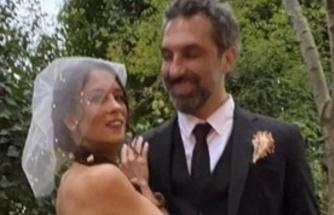 Emel Çölgeçen ile Tarkan Güveli evlendi