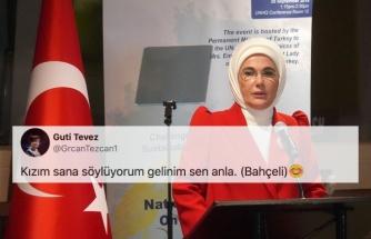 Emine Erdoğan 'Mafya Babaları Rol Model Olmasın' Dedi: Sosyal Medya Alaattin Çakıcı MHP İlişkisini Sordu