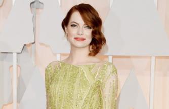 Emma Stone'un Oscar elbisesi açık artırmaya çıkacak