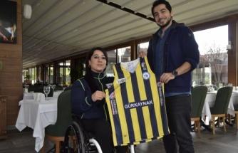 Engelli sporculara anlamlı destek