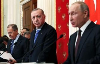 Erdoğan'dan Putin'e Dağlık Karabağ teklifi: Bu sorunu Türkiye ve Rusya'nın kuracağı müzakere masasında çözelim