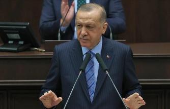 Erdoğan, Kılıçdaroğlu'nu Hedef Aldı: 'Bu Zatın Hakaretlerine Muhatap Olanların Dava Açma Zamanı Gelmiştir'