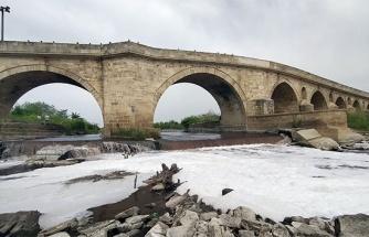 Ergene Nehri'nde 50 takvim sorun bitiyor!
