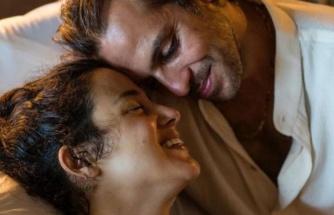 Erkan Kolçak Köstendil ve Cansu Tosun doğum sonrası ilk kez fotoğraf paylaştı