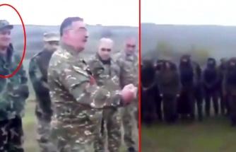 Ermeni komutan cepheden kaçan askerlerini ikna etmeye çalıştı: Görevinize devam edin