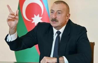 Ermenistan'daki darbe girişimi Aliyev'in de gündeminde: Bizi dinleselerdi bu duruma düşmezlerdi